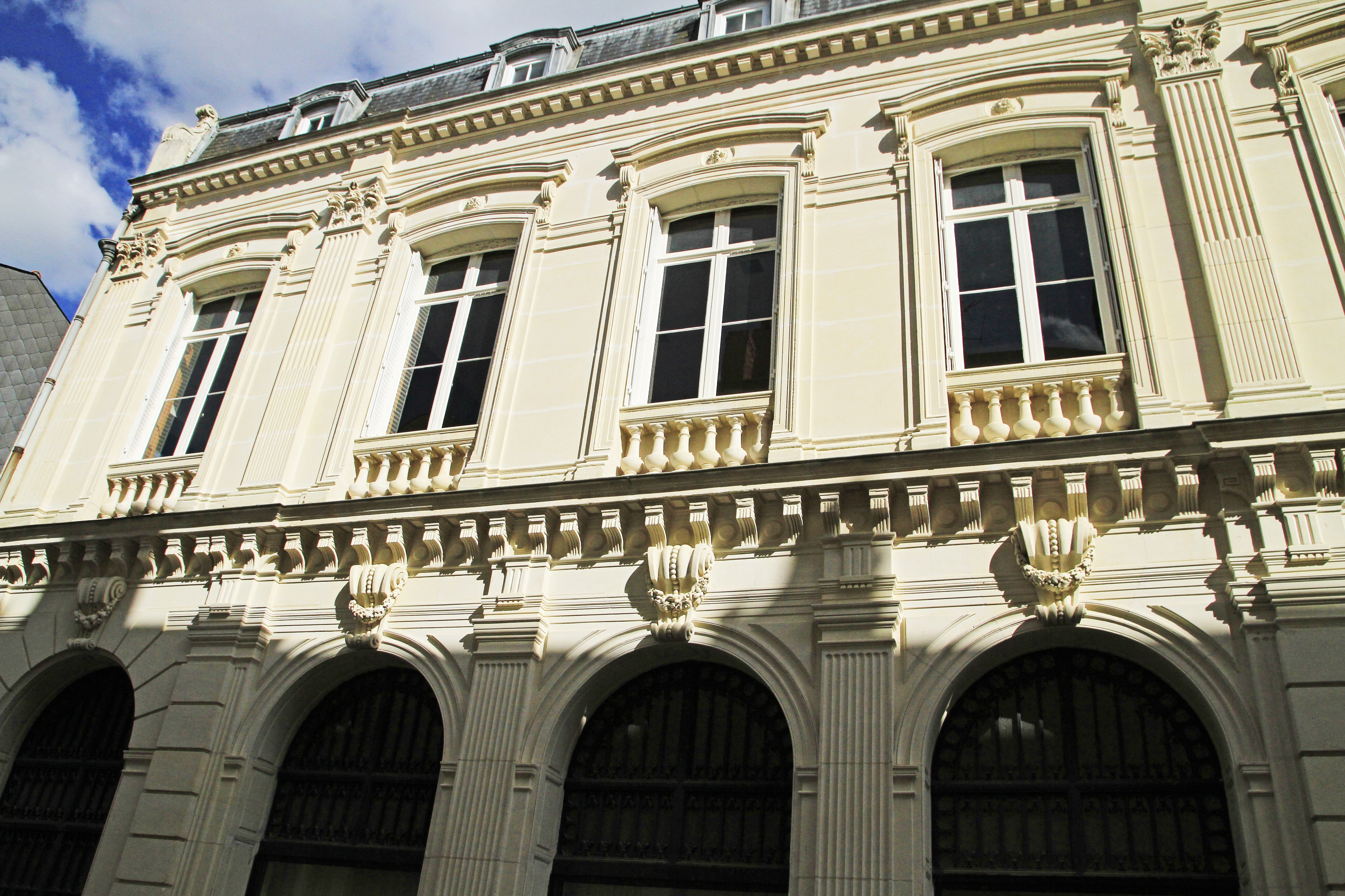L'immeuble, 9 rue Grandet à ANGERS